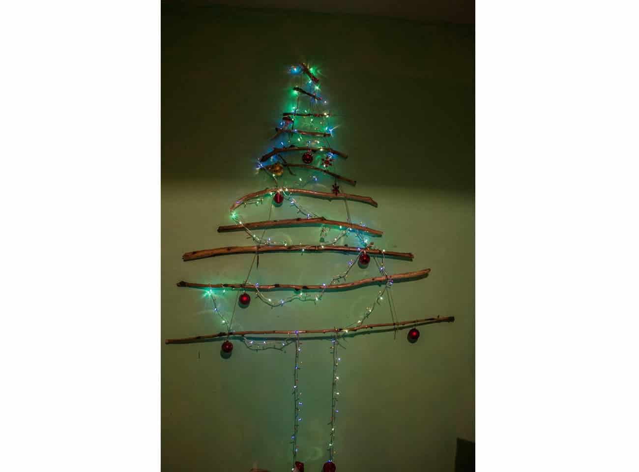 the christmas tree we made at the zme science headquarters last year credit zme science - How Long Does A Christmas Tree Last