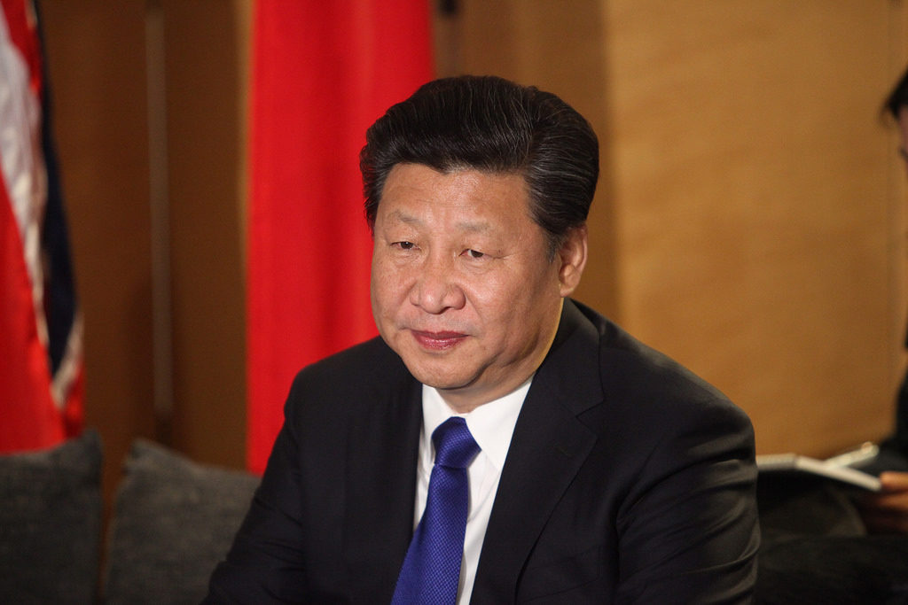 President of China, Xi Jinping. Credit: Flickr, Foreign and Commonwealth stream.