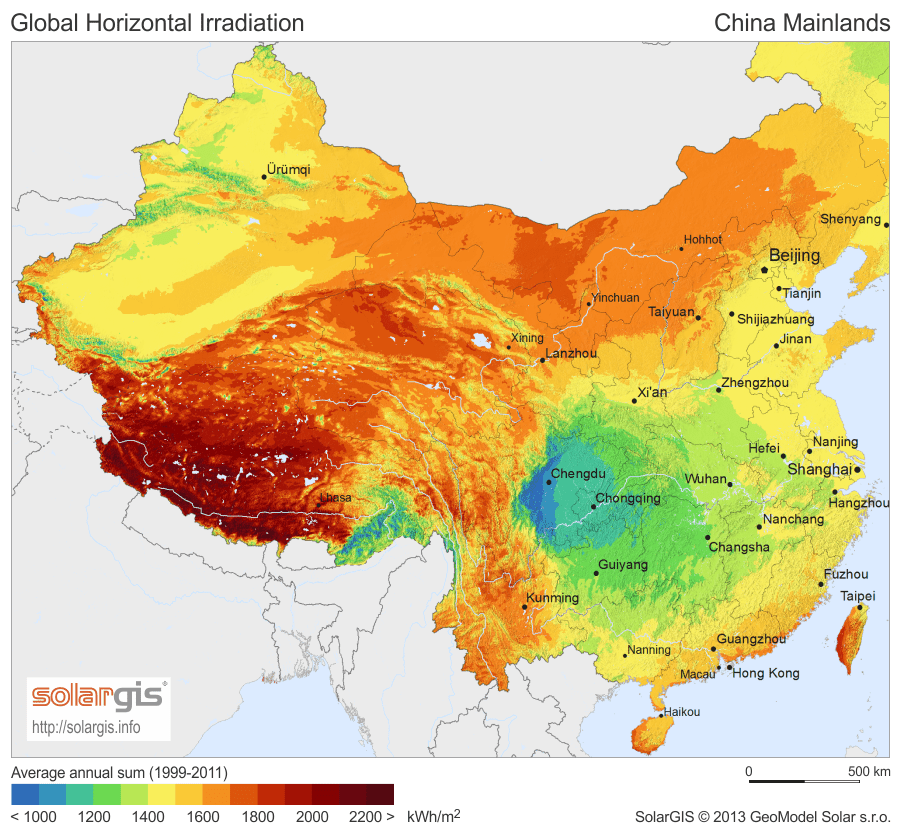 China Is Now The World S Largest Solar Producer
