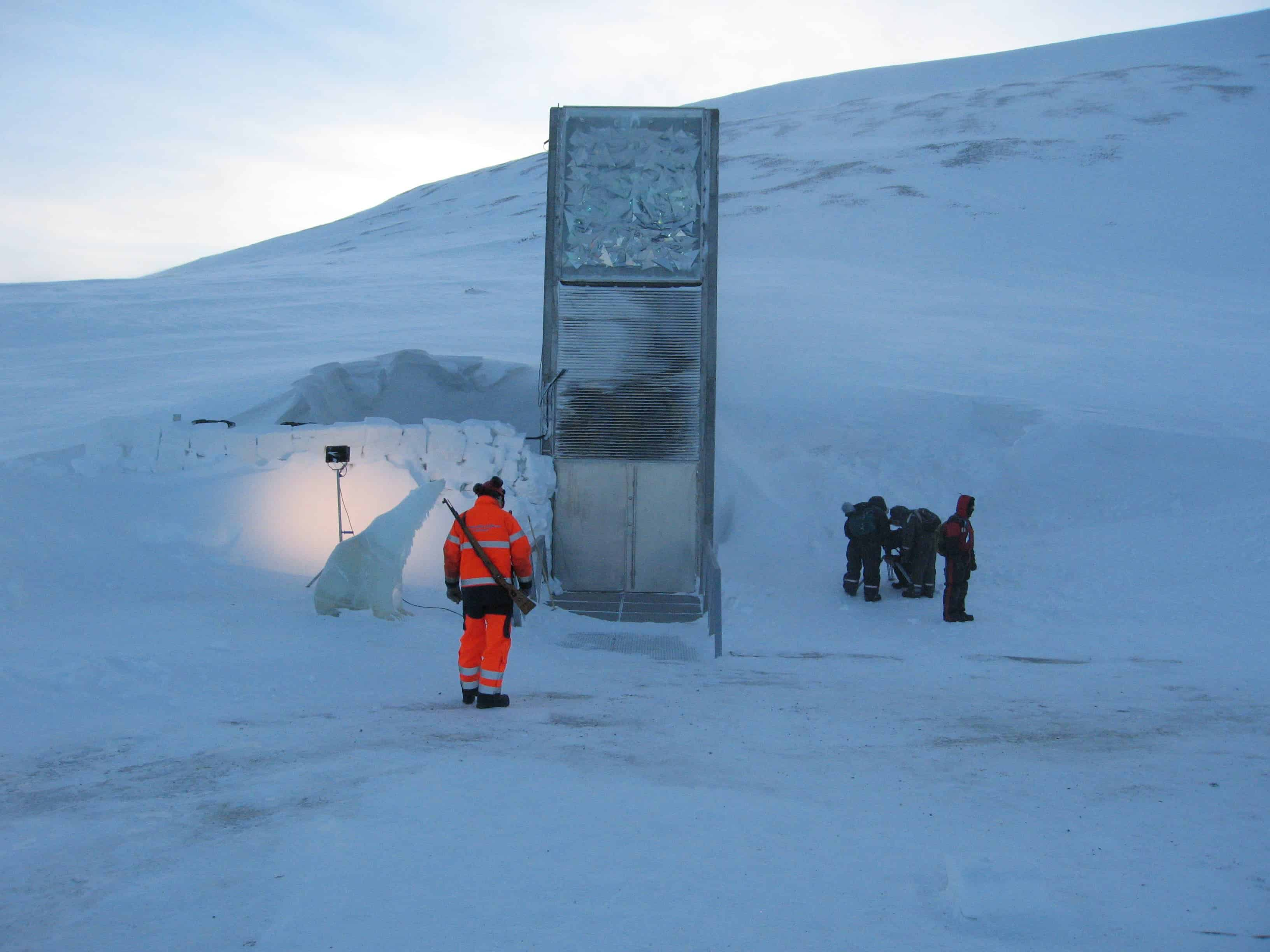 Arctic Doomsday Seed Vault Gets 50 000 New Deposits
