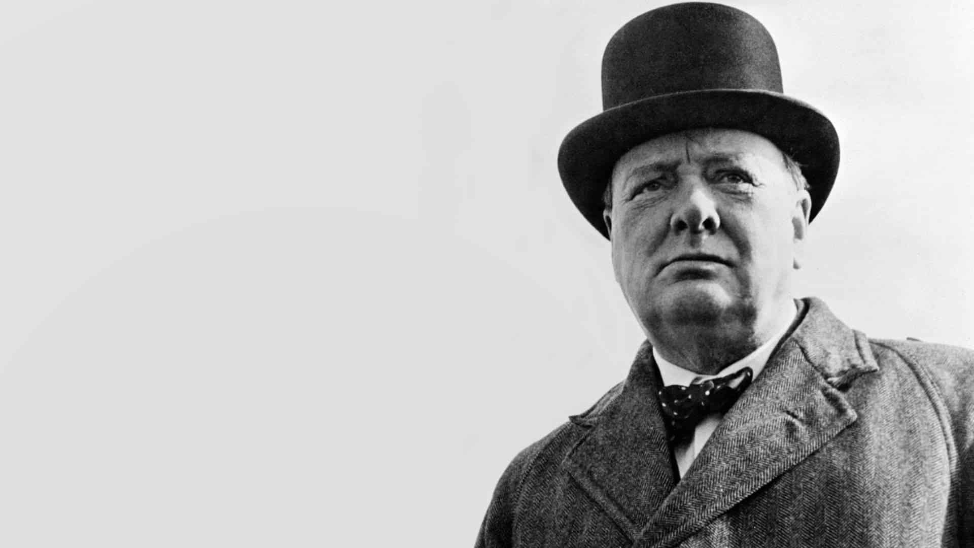 comment winston churchill essay Winston churchill penned an 11-page essay about the who was given the churchill essay by the us museum, writing a comment part of the daily mail.