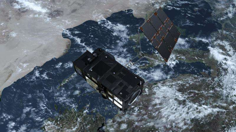 European Organisation for the Exploitation of Meteorological Satellites (EUMETSAT)
