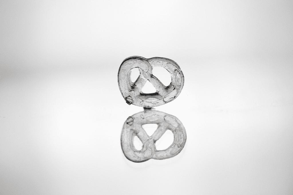 3d printed pretzel