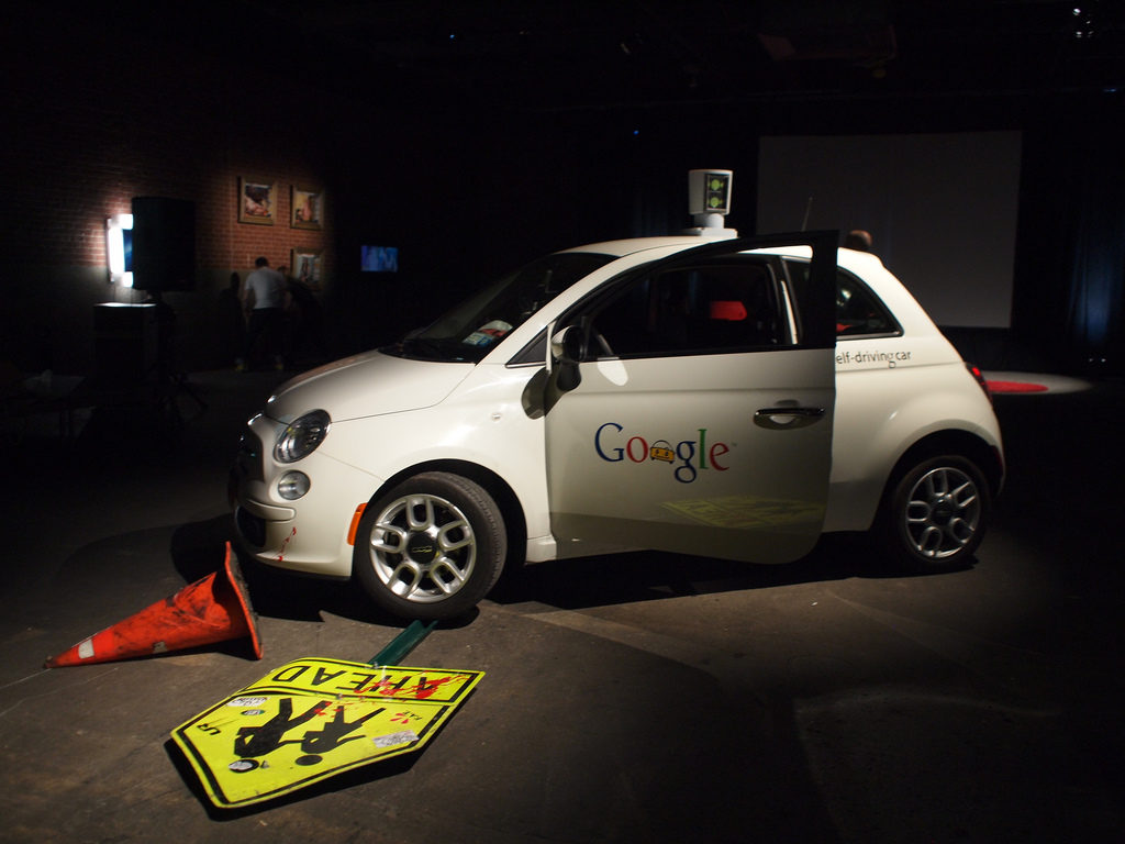 Teaching Smart Cars How Humans Move Could Help Make Them Safer And Better