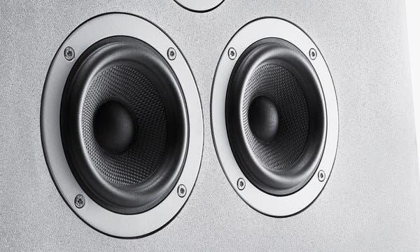 concrete speaker