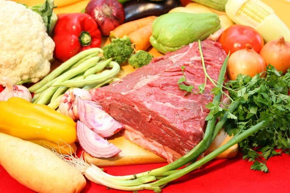 Perishable food.