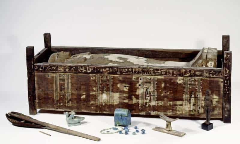 Egypt mummy