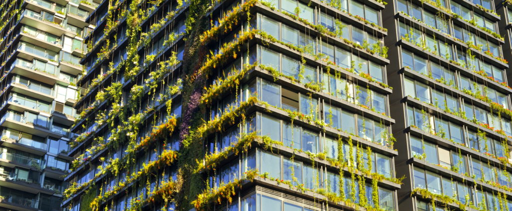 One Central Park facades.