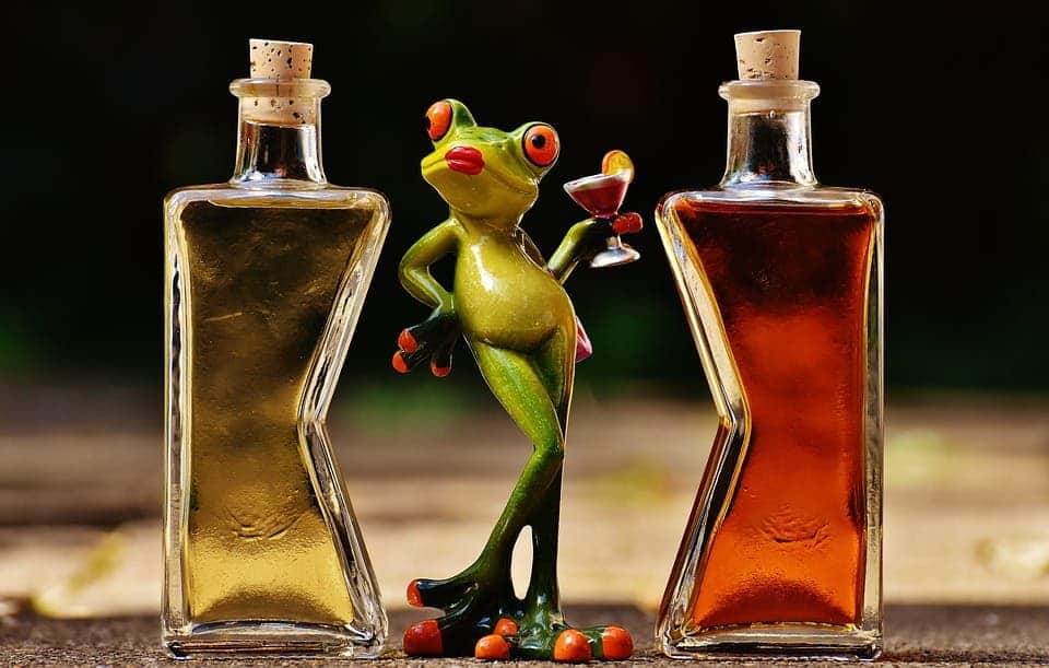 Alcohol sociability.