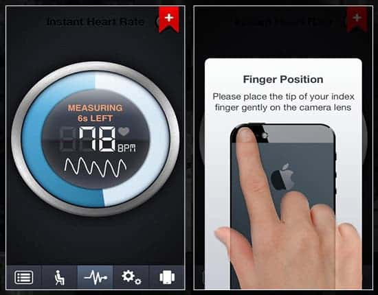 heart rate monitor iphone be careful when using rate apps most aren t 4014