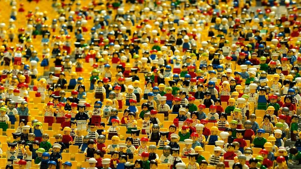 Lego People.