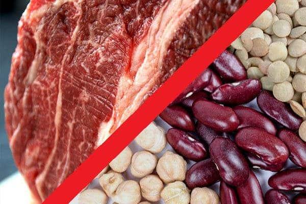 meatVSbeans