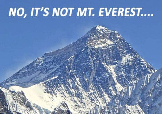 mt-everest-not-highest