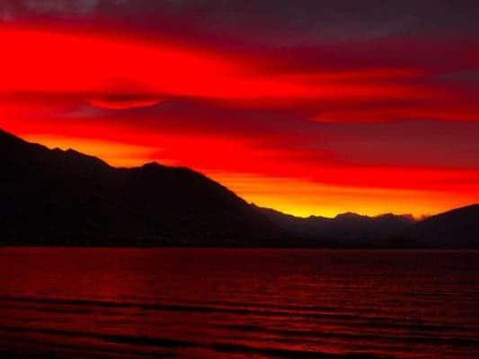 Red Skies.