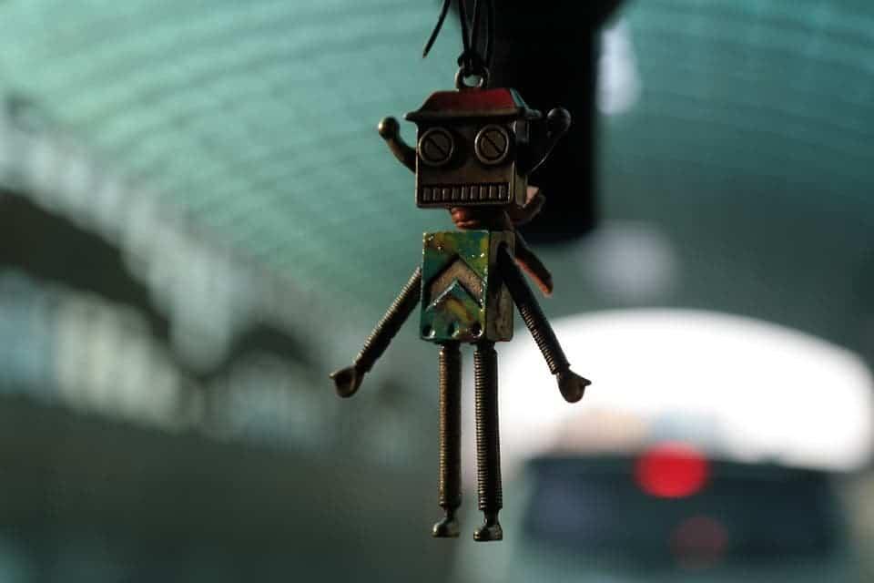 Toy Robot.