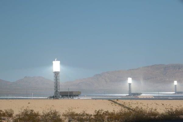 Solar Powerplant.