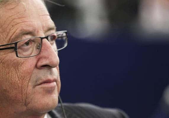Jean Claude Juncker.