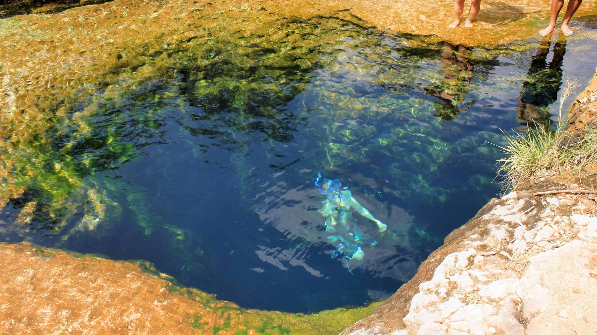 Jacobs Well One Of The Most Dangerous Diving Spots In The World