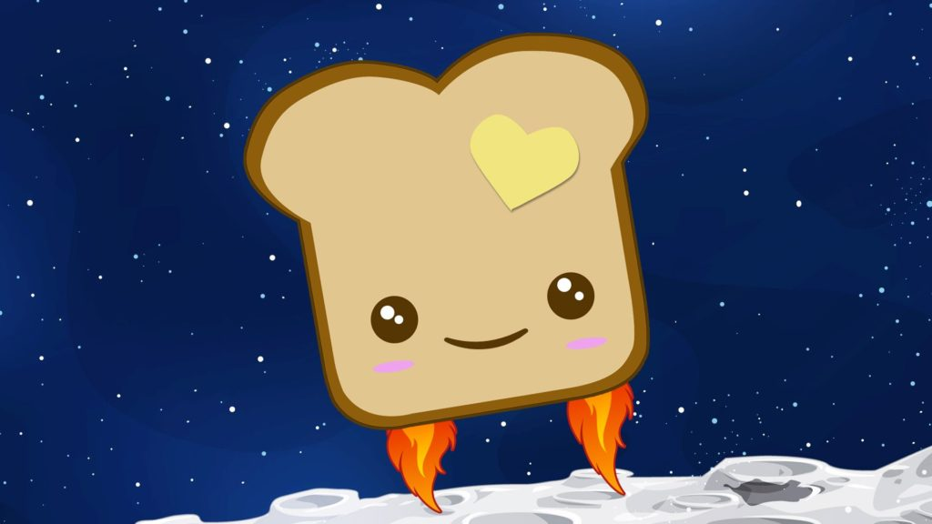 Credit: YouTube, Space Bread.