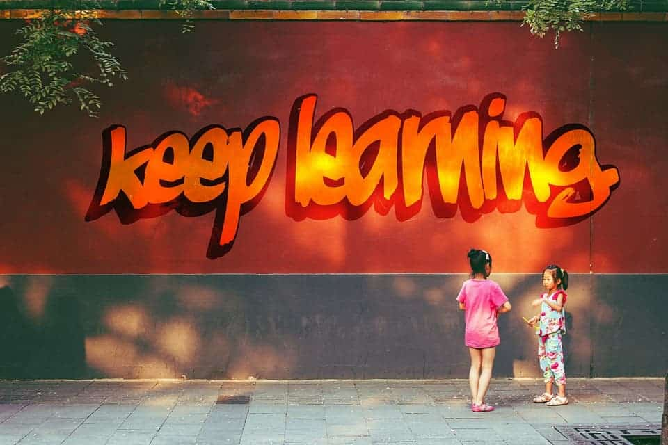 Learning Graffiti.