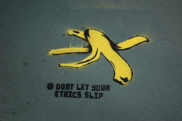 Ethical banana.