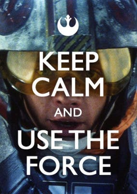 The Force.