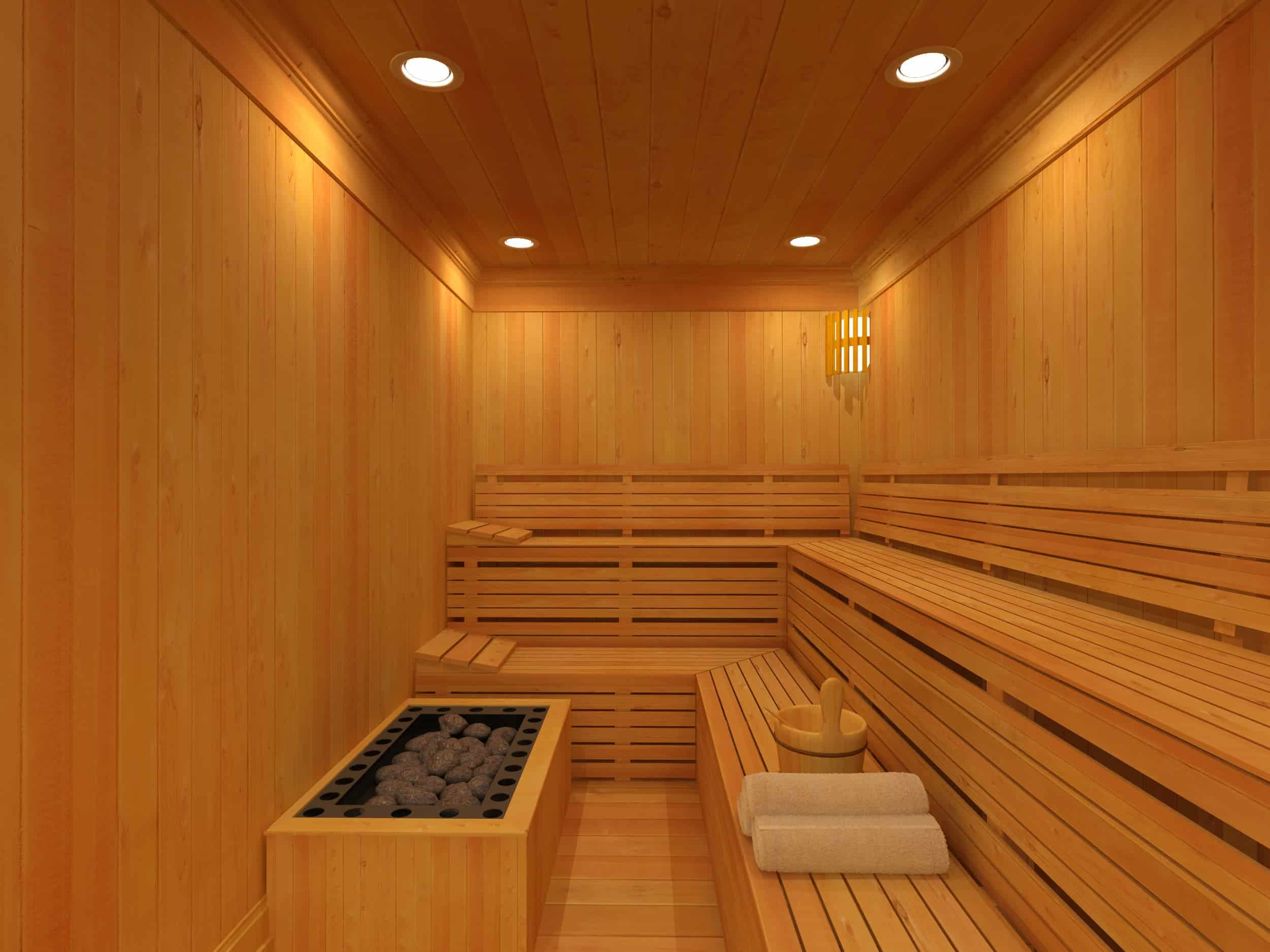 How hot is a sauna and other steamy facts for Sauna home