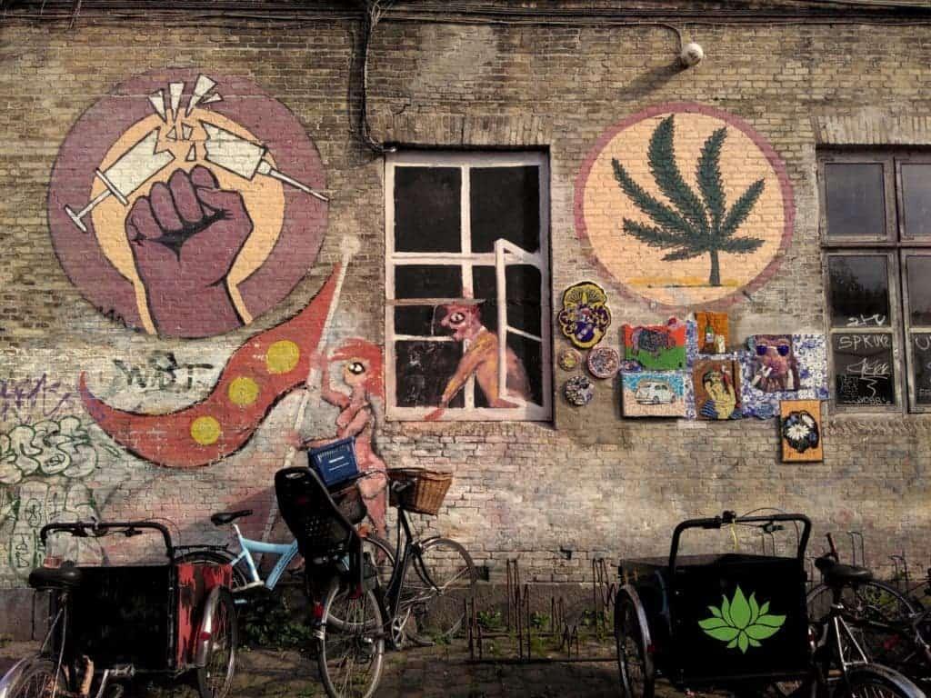 Mural Christiania.