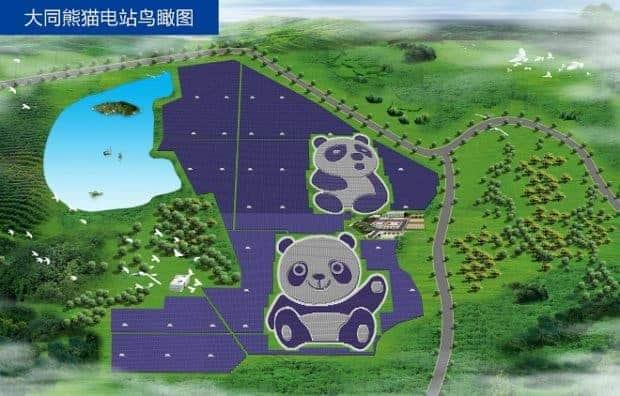 Panda Solar Plants.