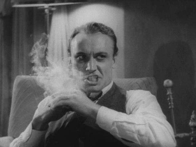 Still from the movie Reefer Madness.