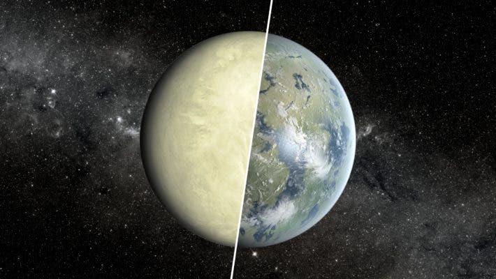 Super Venus/Earth.