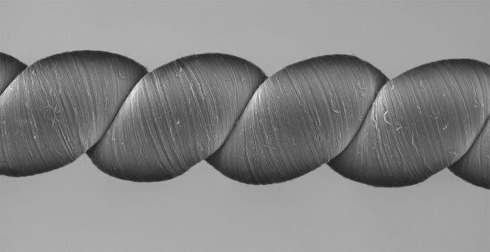 Carbon Yarn.