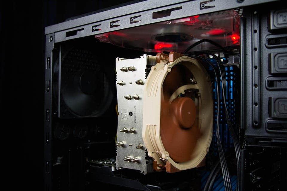 PC fan.