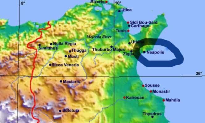 Neapolis Tunisia