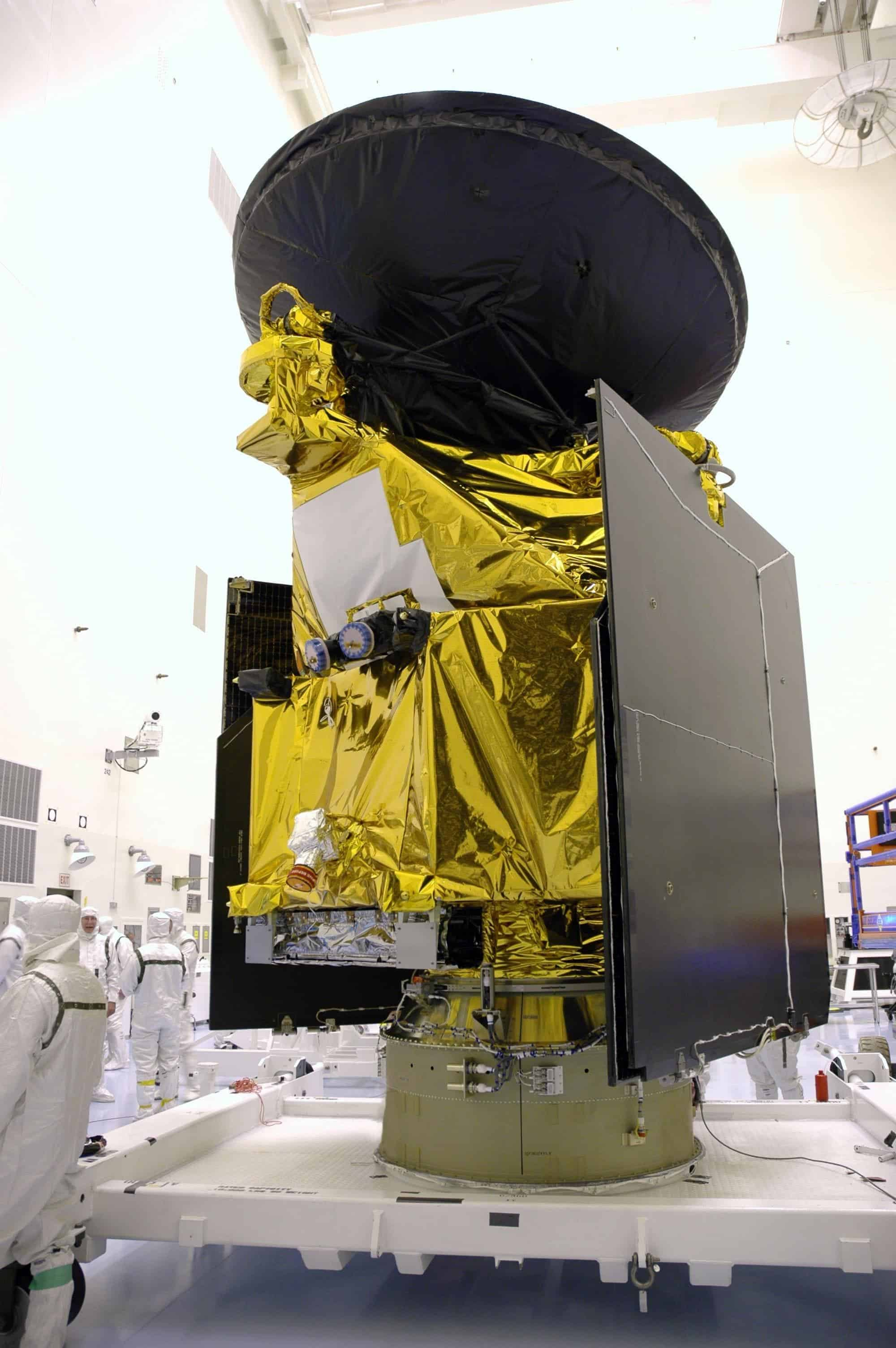 Why Satellites Have Those Golden Foils On Them And How