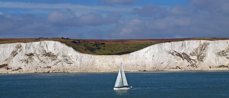 White Cliffs Dover.