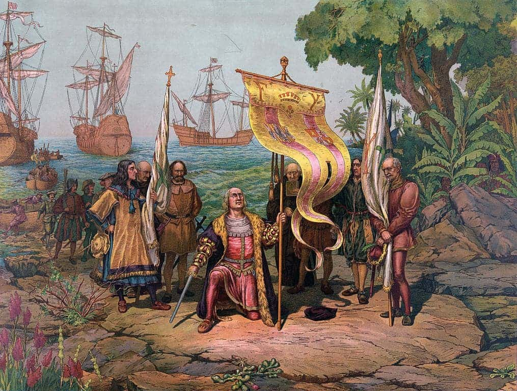 who really discovered america spoiler alert it s not columbus