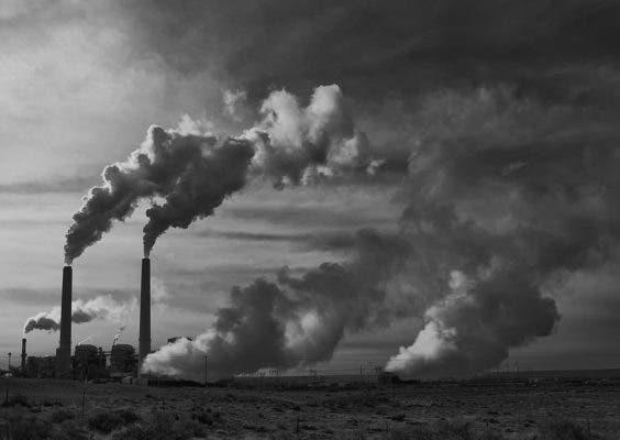 Cholla power plant.