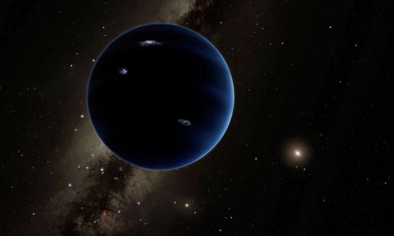 NASA says evidence for 'Planet Nine' is mounting