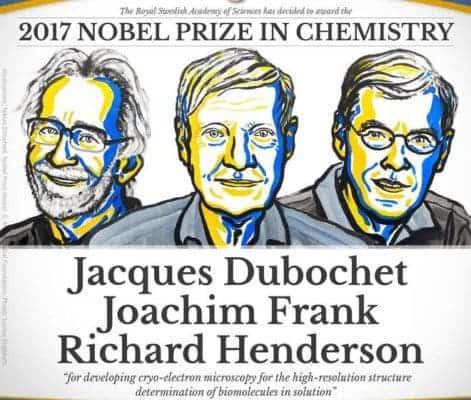 Chemistry Nobel 2017.