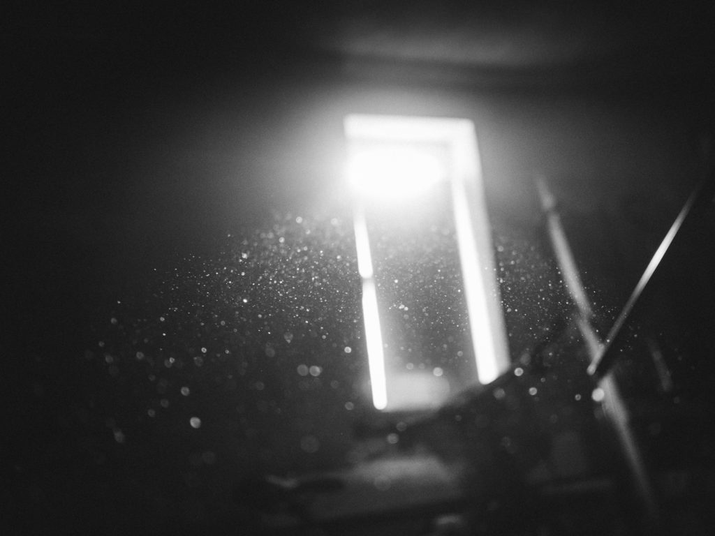 Dusty Window.