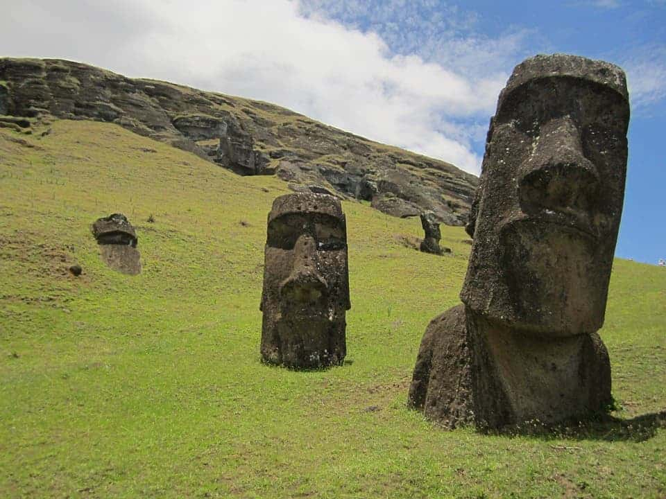 New DNA Evidence Sheds Light on Easter Island Mysteries