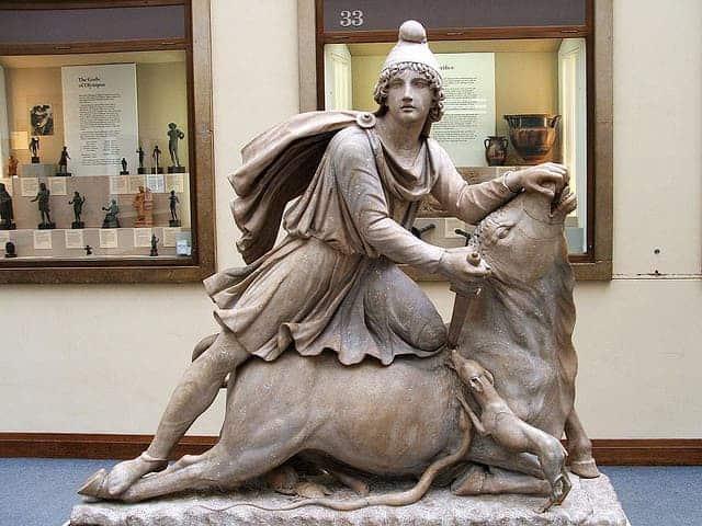 Mithras.
