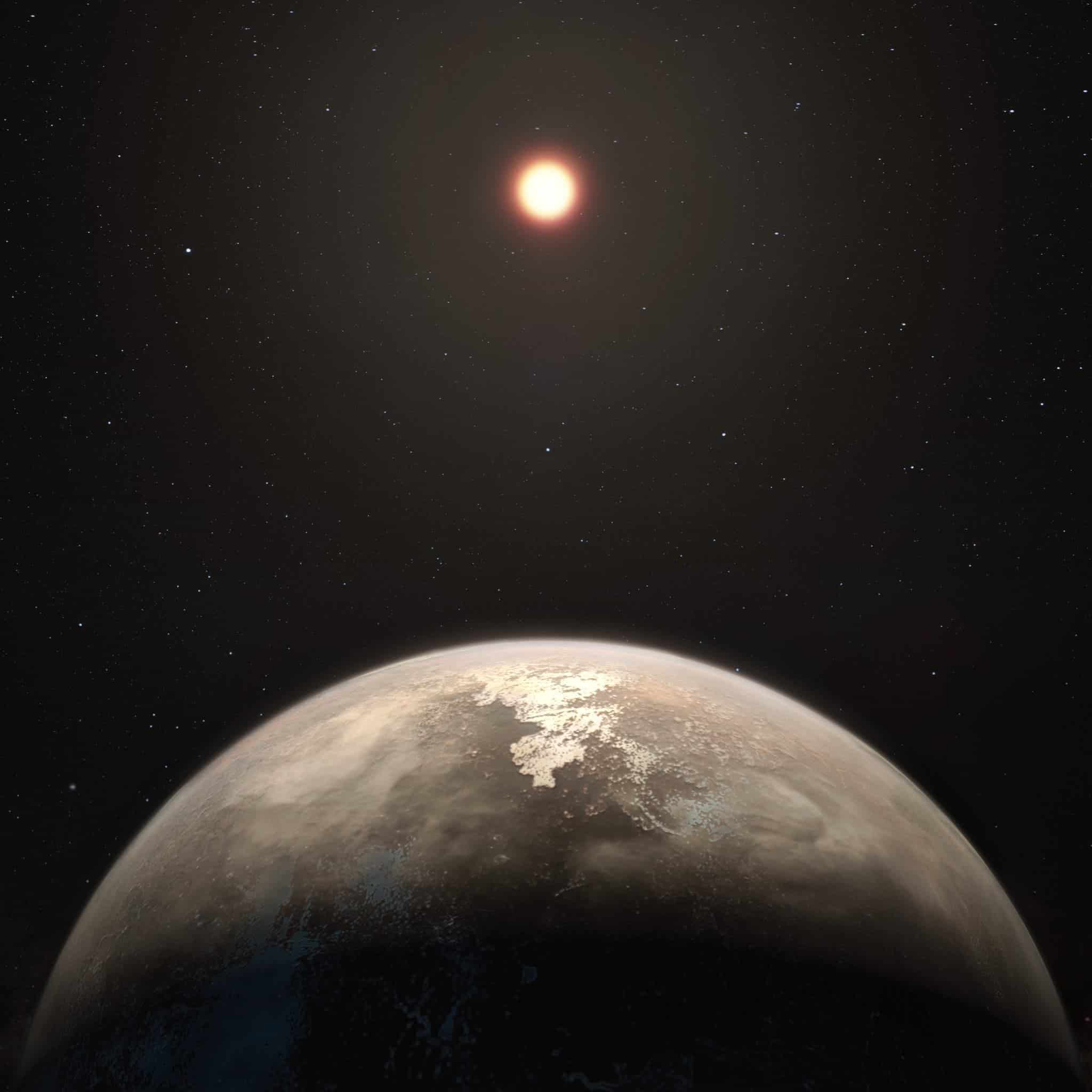 Scientists spotted Earth-like planet, potentially capable of harboring life