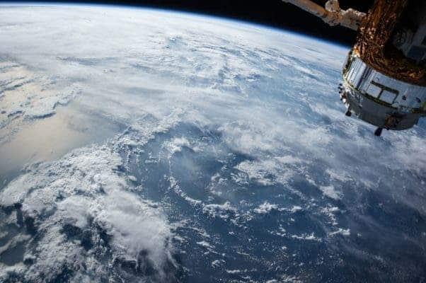 Satellite Earth.