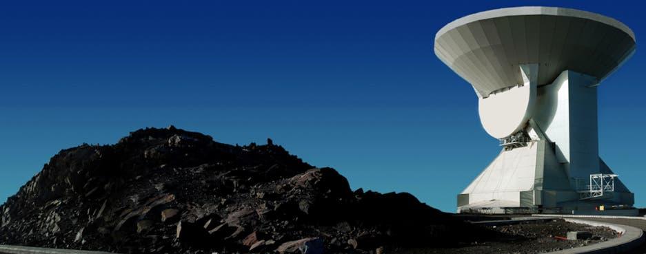 Large Millimeter Telescope Alfonso Serrano