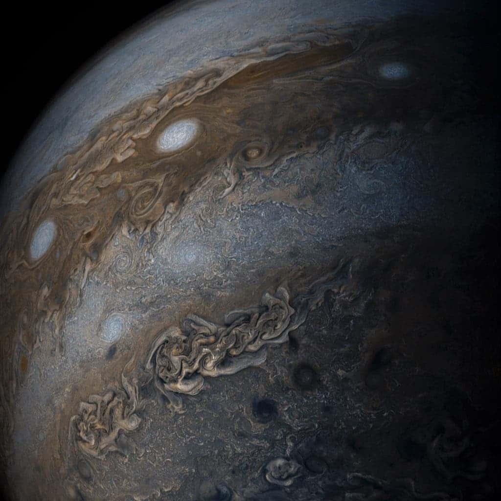 Jupiter six.