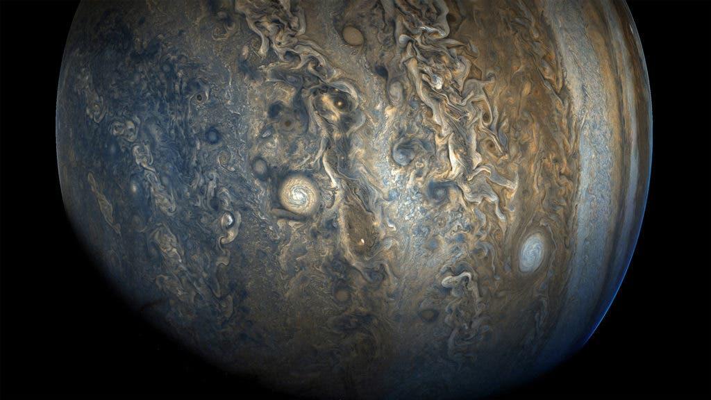 Jupiter four.