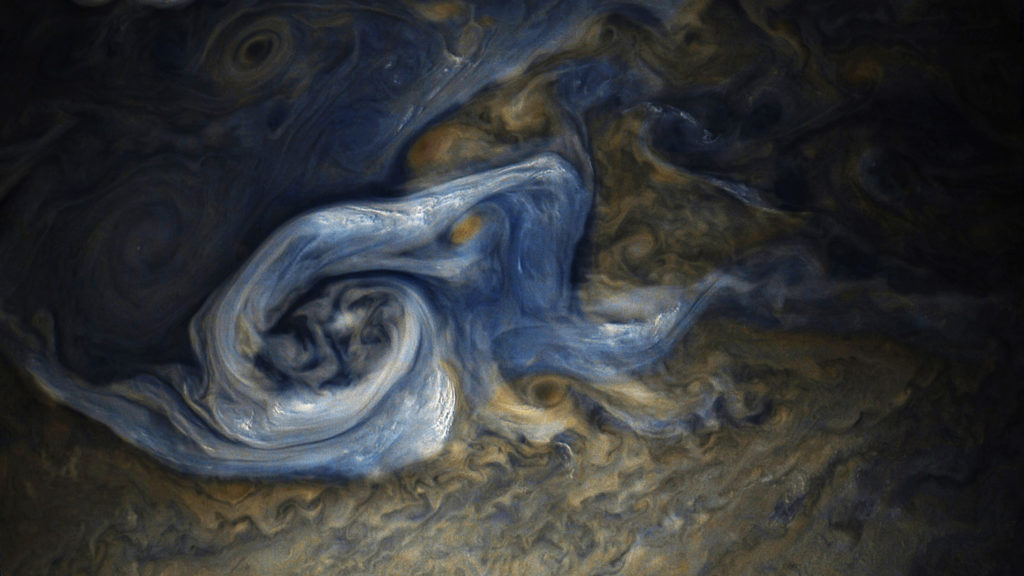 Jupiter one.