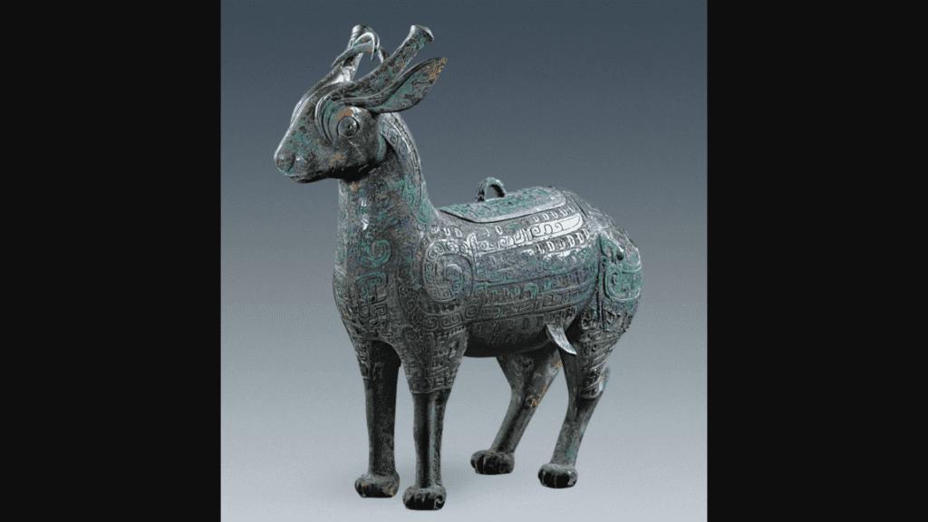 Deer vessel.